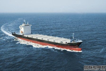 Chinese shipbuilding new ship orders surpassed South Korea